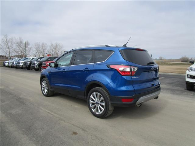 2018 Ford Escape Titanium (Stk: 1990651) in Moose Jaw - Image 3 of 34