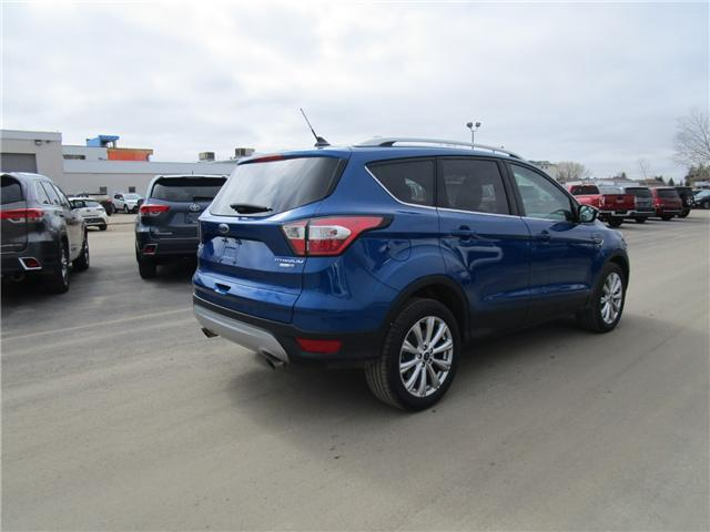 2018 Ford Escape Titanium (Stk: 1990651) in Moose Jaw - Image 5 of 34