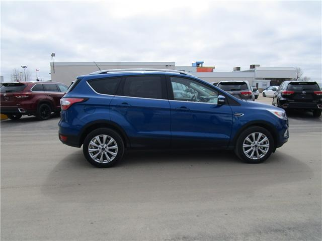 2018 Ford Escape Titanium (Stk: 1990651) in Moose Jaw - Image 6 of 34