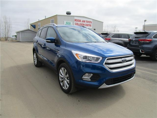 2018 Ford Escape Titanium (Stk: 1990651) in Moose Jaw - Image 9 of 34