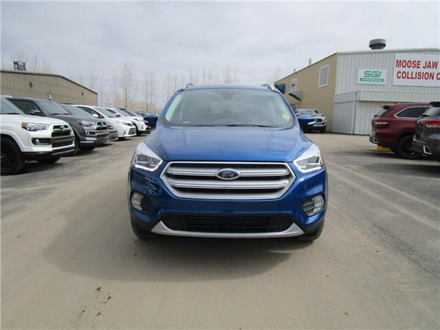 2018 Ford Escape Titanium (Stk: 1990651) in Moose Jaw - Image 10 of 34