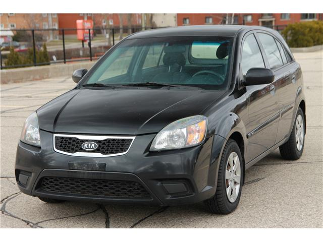 2010 Kia Rio5 EX-Convenience (Stk: 1904132) in Waterloo - Image 1 of 11