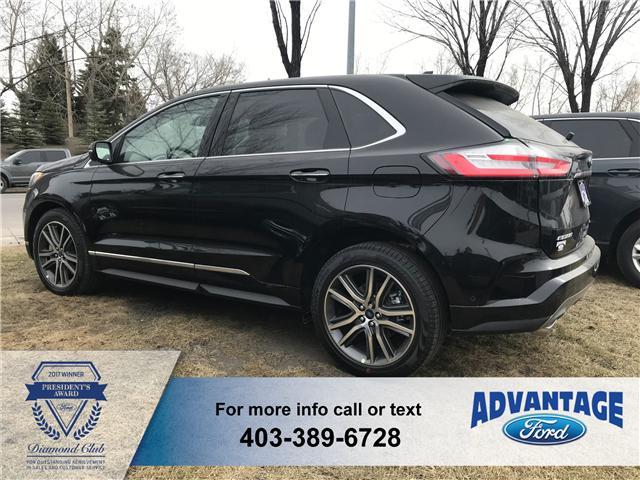 2019 Ford Edge Titanium (Stk: K-285) in Calgary - Image 2 of 5