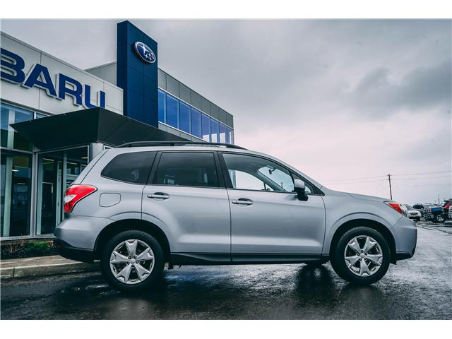 2015 Subaru Forester 2.5i Convenience Package (Stk: 14749ASO) in Thunder Bay - Image 1 of 8