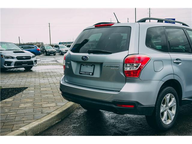 2015 Subaru Forester 2.5i Convenience Package (Stk: 14749ASO) in Thunder Bay - Image 2 of 8