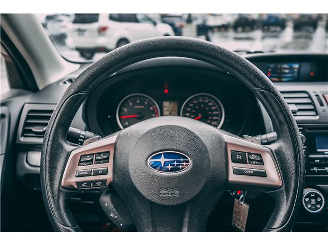 2015 Subaru Forester 2.5i Convenience Package (Stk: 14749ASO) in Thunder Bay - Image 5 of 8