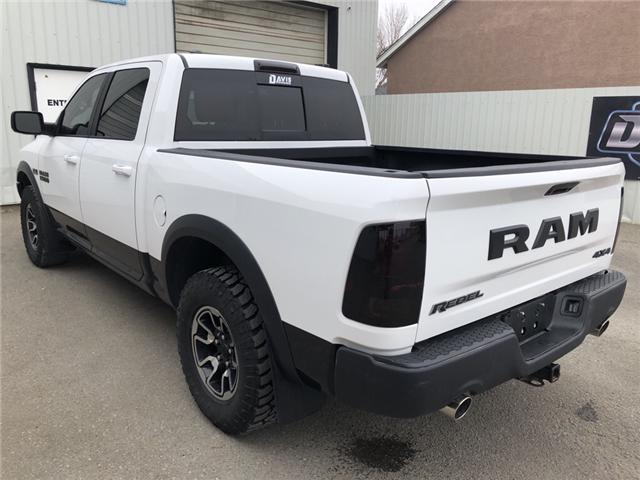 2015 RAM 1500 Rebel (Stk: 7447) in Fort Macleod - Image 3 of 22