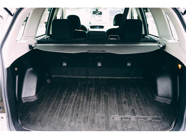 2015 Subaru Forester 2.5i Convenience Package (Stk: 14749ASO) in Thunder Bay - Image 8 of 8