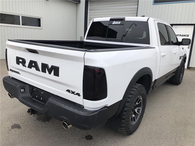 2015 RAM 1500 Rebel (Stk: 7447) in Fort Macleod - Image 4 of 22