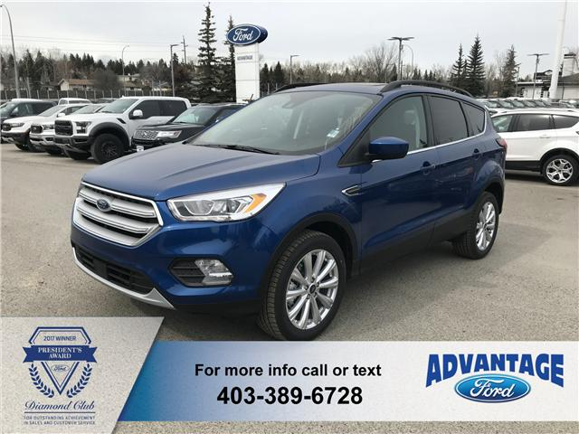 2019 Ford Escape SEL (Stk: K-1083) in Calgary - Image 1 of 5