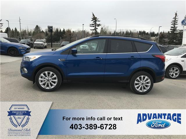 2019 Ford Escape SEL (Stk: K-1083) in Calgary - Image 2 of 5