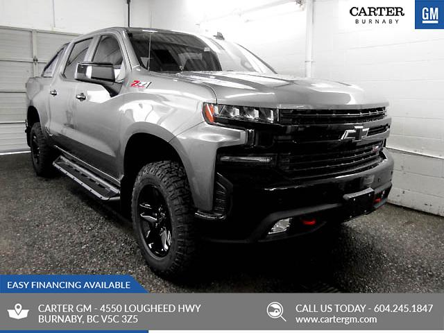 2019 Chevrolet Silverado 1500 LT Trail Boss (Stk: N9-26910) in Burnaby - Image 1 of 13