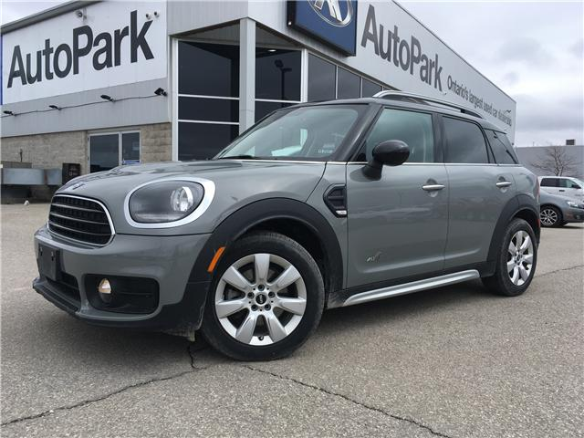 2019 MINI Countryman Cooper (Stk: 19-57874RJB) in Barrie - Image 1 of 28
