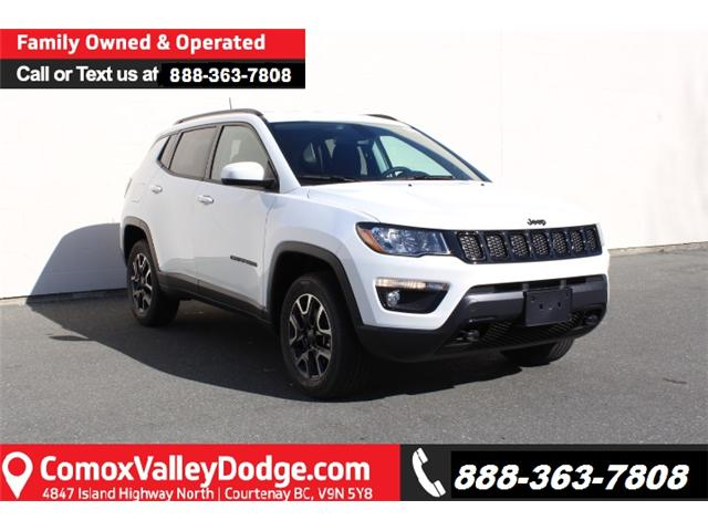 2019 Jeep Compass Sport (Stk: T728700) in Courtenay - Image 1 of 29