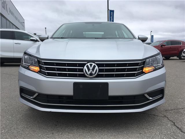 2018 Volkswagen Passat 2.0 TSI Trendline+ (Stk: 18-27912RJB) in Barrie - Image 2 of 26
