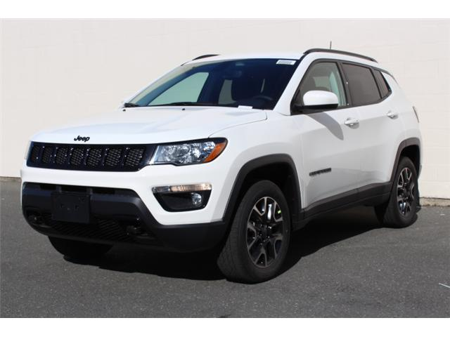 2019 Jeep Compass Sport (Stk: T728700) in Courtenay - Image 2 of 29