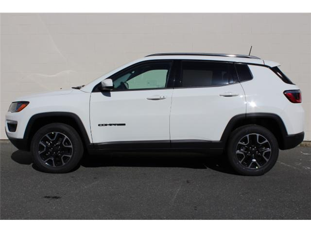 2019 Jeep Compass Sport (Stk: T728700) in Courtenay - Image 27 of 29