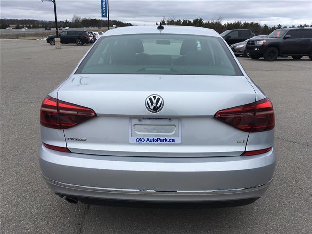 2018 Volkswagen Passat 2.0 TSI Trendline+ (Stk: 18-27912RJB) in Barrie - Image 6 of 26