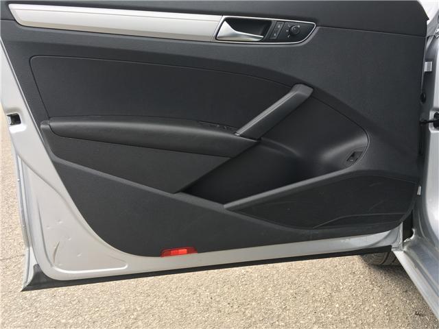 2018 Volkswagen Passat 2.0 TSI Trendline+ (Stk: 18-27912RJB) in Barrie - Image 11 of 26