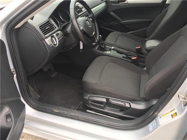 2018 Volkswagen Passat 2.0 TSI Trendline+ (Stk: 18-27912RJB) in Barrie - Image 12 of 26