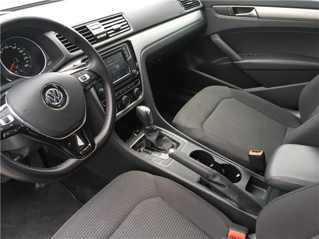 2018 Volkswagen Passat 2.0 TSI Trendline+ (Stk: 18-27912RJB) in Barrie - Image 13 of 26