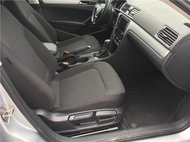 2018 Volkswagen Passat 2.0 TSI Trendline+ (Stk: 18-27912RJB) in Barrie - Image 16 of 26