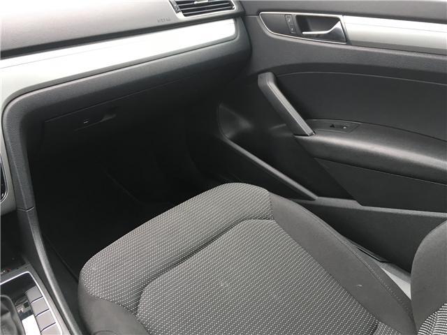 2018 Volkswagen Passat 2.0 TSI Trendline+ (Stk: 18-27912RJB) in Barrie - Image 20 of 26