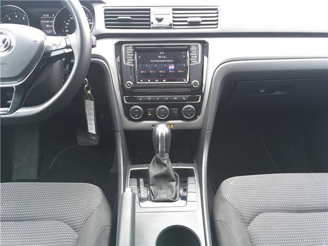 2018 Volkswagen Passat 2.0 TSI Trendline+ (Stk: 18-27912RJB) in Barrie - Image 21 of 26