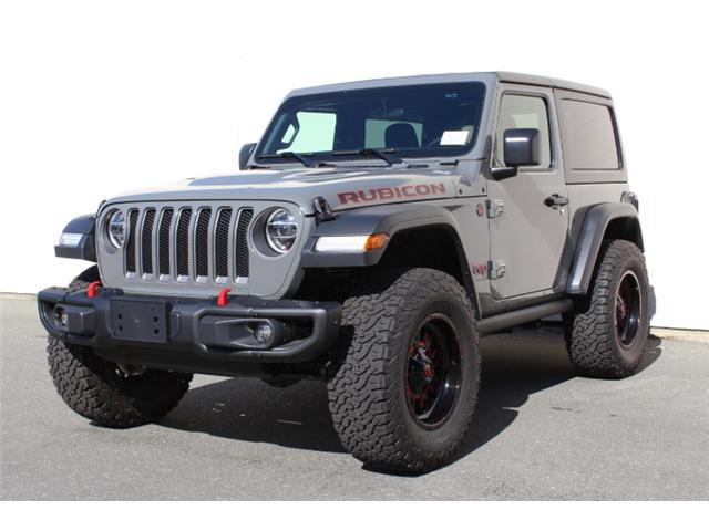 2019 Jeep Wrangler Rubicon (Stk: W589897) in Courtenay - Image 2 of 29