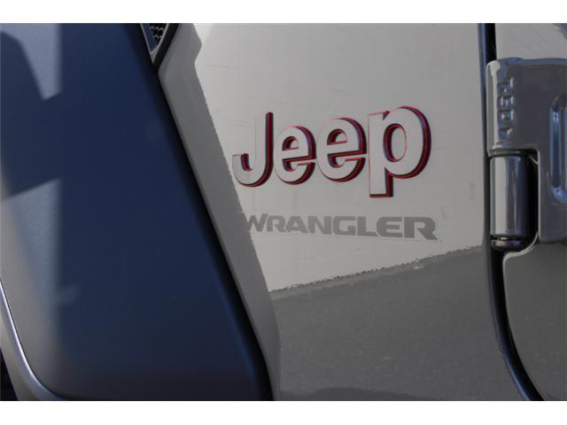 2019 Jeep Wrangler Rubicon (Stk: W589897) in Courtenay - Image 22 of 29