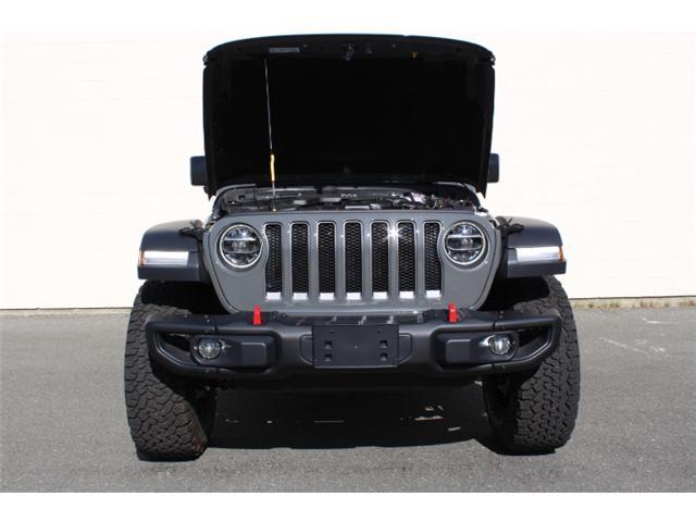 2019 Jeep Wrangler Rubicon (Stk: W589897) in Courtenay - Image 28 of 29