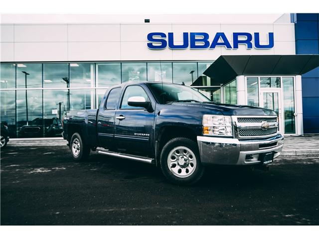 2012 Chevrolet Silverado 1500 LS (Stk: 14661AS) in Thunder Bay - Image 1 of 8