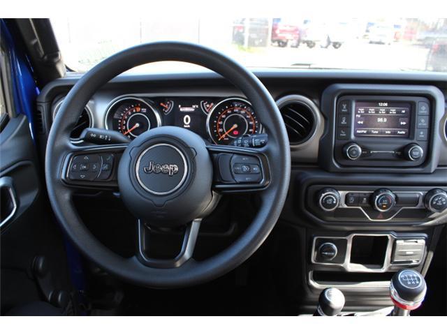 2019 Jeep Wrangler Sport (Stk: W573969) in Courtenay - Image 12 of 29