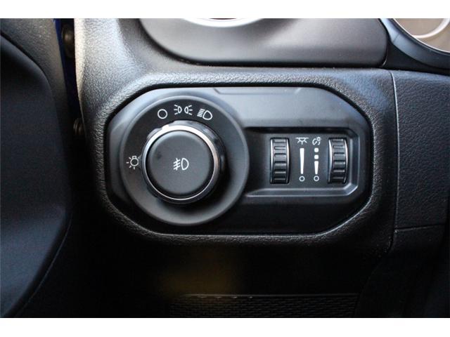 2019 Jeep Wrangler Sport (Stk: W573969) in Courtenay - Image 13 of 29