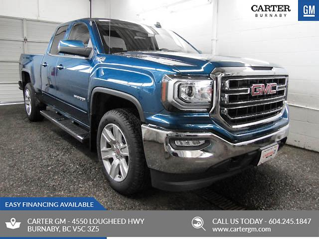 2019 GMC Sierra 1500 Limited SLE (Stk: 89-36140) in Burnaby - Image 1 of 13