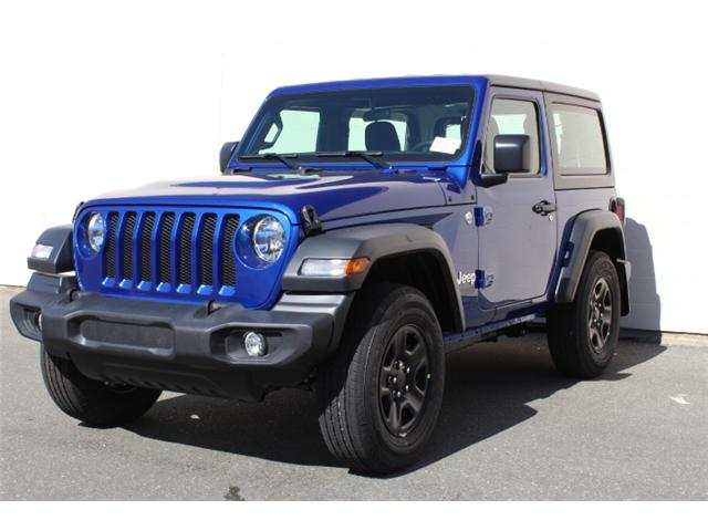 2019 Jeep Wrangler Sport (Stk: W573969) in Courtenay - Image 2 of 29