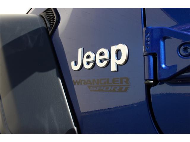 2019 Jeep Wrangler Sport (Stk: W573969) in Courtenay - Image 23 of 29