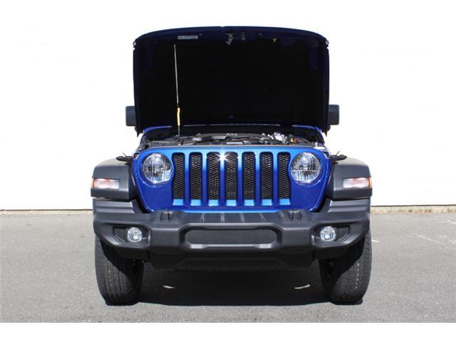 2019 Jeep Wrangler Sport (Stk: W573969) in Courtenay - Image 28 of 29