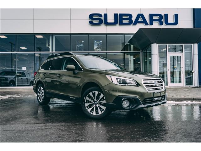 2015 Subaru Outback 2.5i Limited Package (Stk: 14457ASZ) in Thunder Bay - Image 1 of 10