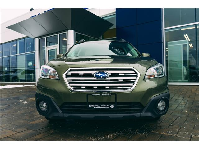 2015 Subaru Outback 2.5i Limited Package (Stk: 14457ASZ) in Thunder Bay - Image 2 of 10