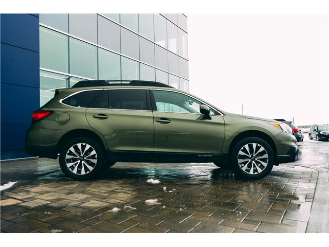 2015 Subaru Outback 2.5i Limited Package (Stk: 14457ASZ) in Thunder Bay - Image 3 of 10