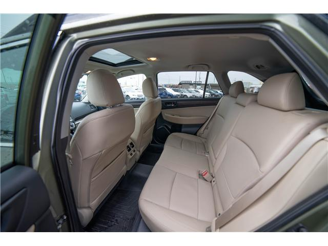 2015 Subaru Outback 2.5i Limited Package (Stk: 14457ASZ) in Thunder Bay - Image 5 of 10