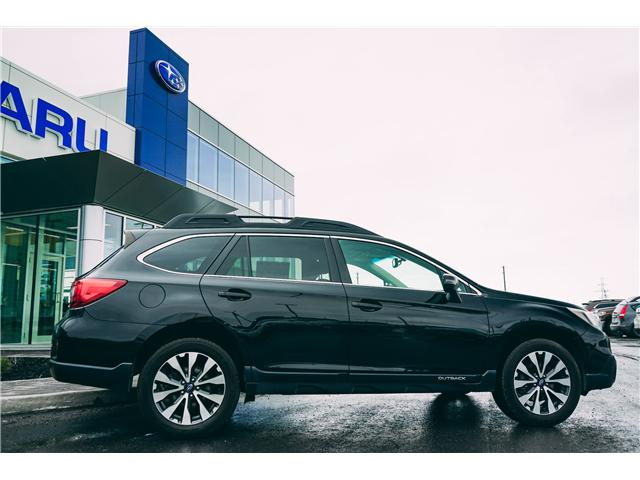 2015 Subaru Outback 2.5i Limited Package (Stk: 14498AS) in Thunder Bay - Image 2 of 7