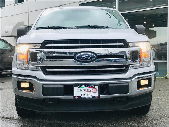 2018 Ford F-150 XLT (Stk: LF010060) in Surrey - Image 4 of 27