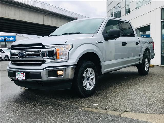 2018 Ford F-150 XLT (Stk: LF010060) in Surrey - Image 5 of 27