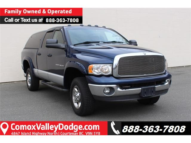 2005 Dodge Ram 3500 SLT/Laramie (Stk: S290430Z) in Courtenay - Image 1 of 29