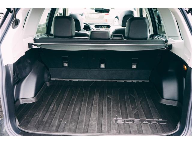 2018 Subaru Forester 2.0XT Limited (Stk: 14751ASZ) in Thunder Bay - Image 10 of 10