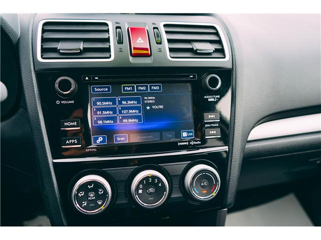 2016 Subaru Forester 2.5i Convenience Package (Stk: 14750ASZ) in Thunder Bay - Image 7 of 9