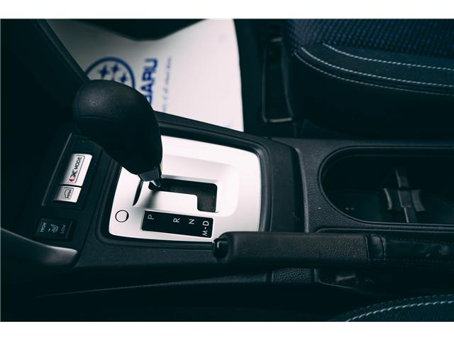 2016 Subaru Forester 2.5i Convenience Package (Stk: 14750ASZ) in Thunder Bay - Image 9 of 9