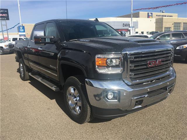 2019 GMC Sierra 2500HD SLT (Stk: 173009) in Medicine Hat - Image 1 of 28
